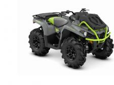 The most accessible mud-ready ATV on the market.