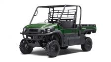 The MULE PRO-DX™ EPS is our powerful, most capable, full-size, three-passenger diesel MULE™ side x side yet. This high-capacity diesel MULE has the largest steel cargo bed in its class so you can easily load a full-size wooden pallet (40×48 inches) and up to a 1,000-lb. payload then close the tailgate for transport.