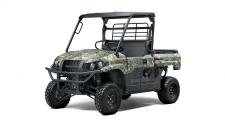 The all-new 2019 Kawasaki MULE PRO-MX EPS CAMO brings a mid-size option to the MULE PRO Series. With the muscle to cover more ground in less time, and the capability to get out for some fun, the MULE PRO-MX EPS CAMO is the right size for work or play.
