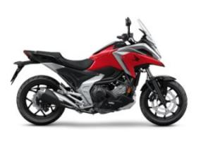 THE NEW NC750X: DO IT ALL, AND BETTER THAN EVER Specialization may be fine for something like golf clubs, but we think great motorcycles should be able to do it all. Case in point: The 2021 Honda NC750X. This is a bike is for motorcyclists who appreciate both versatility and virtuosity in their adventure machines. This year, we've given this model some big improvements. More power. A larger integrated storage area. Lighter weight, and a lower seat height. Plus some huge technologic upgrades like throttle by wire, selectable riding modes, new instruments, a new frame, upgraded bodywork, and standard ABS. At its heart, the twin-cylinder engine produces a broad torque curve as well, making it a joy to ride. And you can choose from two transmissions: a conventional manual-clutch six-speed, or Honda's revolutionary automatic DCT. Either way, this latest NC750X is going to be the perfect one-bike choice for the rider who wants to do it all.