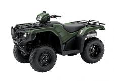 For decades now, Honda's line of Rancher all-terrain vehicles has pretty much been where the search for the perfect mid-size ATV starts and ends. And it's easy to see why so many thousands of Rancher owners know they've made the right choice. With a variety of models and options, it's easy to get the features you want. Plus, the Rancher just hits that sweet spot in terms of size and performance.  Every Rancher starts with the same proven Honda engine, the heart of any ATV. A 420cc liquid-cooled single-cylinder design with fuel injection, it's engineered for the kind of wide, low-revving power an ATV rider wants. And it offers something no other ATV can: Honda's legendary reliability and efficiency.  After that, the mix-and-match of features is up to you. We have models with independent rear suspension (IRS) for excellent handling and a superior ride. We also have swingarm/solid-axle models suited to riders who tow a lot, or who want a solid axle's simplicity of design. Standard manual ATV transmission, our exclusive Electric Shift Program, or Honda's revolutionary Automatic Dual Clutch Transmission (DCT) are all available, as is Electric Power Steering and your choice between two- and four-wheel drive. 247476
