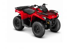 The most capable Outlander youd expect from Can-Am with a complete range of accessories at your disposal.