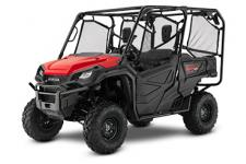 Task or trail, these great side-by-sides get it right the first time in terms of comfort, handling, hauling, and user-friendly features.  250678