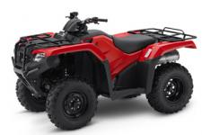 Honda's FourTrax Rancher line are premium tools for the jobs you need to do, whether that's on the farm, the jobsite, hunting, fishing, exploring... or on the ranch. It's easy for you to choose the right mix of features—just like reaching for that right tool.