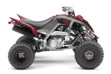 Boasting GYTR performance parts, unique color and graphics and unmatched performance, this machine is sport ATV royalty.