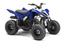 With electric start, reverse, and legendary Raptor styling, this youth ATV is pure fun for riders 10?years?old and up.