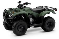 The Recon is a powerful, versatile, rugged ATV, but one that also offers a smaller overall footprint. It's a powerhouse of an athlete in the welterweight division. A specially designed 250-class engine is engineered for plenty of low-rpm torque and power, where the real work gets done. Its two-wheel-drive layout features Honda's famous longitudinal engine design for more efficient power transfer. 248606