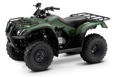 The Recon is a powerful, versatile, rugged ATV, but one that also offers a smaller overall footprint. It's a powerhouse of an athlete in the welterweight division. A specially designed 250-class engine is engineered for plenty of low-rpm torque and power, where the real work gets done. Its two-wheel-drive design features Honda's famous longitudinal engine layout for more efficient power transfer.