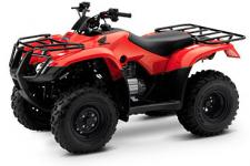 Size—the right size—matters. That's why so many riders choose the Honda Recon. Because you get big ATV benefits like durability, power, and build quality—but in a package that costs less, and is easier to load, unload, and maneuver on tight trails.  The Recon is a powerful, versatile, rugged ATV, but one that also offers a smaller overall footprint. It's a powerhouse of an athlete in the welterweight division. A specially designed 250-class engine is engineered for plenty of low-rpm torque and power, where the real work gets done. Its two-wheel-drive design features Honda's famous longitudinal engine layout for more efficient power transfer.  Plus, the Recon is available in two different models: one features our conventional foot-shift ATV transmission, while the Recon ES offers Honda's Electric Shift Program (ESP), which lets you upshift and downshift using two handlebar-mounted buttons.  Sized right, built smart, and engineered to last—with the Recon, you go big where it counts.  9247588