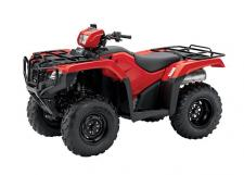 For decades now, Honda's line of Rancher all-terrain vehicles has pretty much been where the search for the perfect mid-size ATV starts and ends. And it's easy to see why so many thousands of Rancher owners know they've made the right choice. With a variety of models and options, it's easy to get the features you want. Plus, the Rancher just hits that sweet spot in terms of size and performance.  Every Rancher starts with the same proven Honda engine, the heart of any ATV. A 420cc liquid-cooled single-cylinder design with fuel injection, it's engineered for the kind of wide, low-revving power an ATV rider wants. And it offers something no other ATV can: Honda's legendary reliability and efficiency.  After that, the mix-and-match of features is up to you. We have models with independent rear suspension (IRS) for excellent handling and a superior ride. We also have swingarm/solid-axle models suited to riders who tow a lot, or who want a solid axle's simplicity of design. Standard manual ATV transmission, our exclusive Electric Shift Program, or Honda's revolutionary Automatic Dual Clutch Transmission (DCT) are all available, as is Electric Power Steering and your choice between two- and four-wheel drive. 247478
