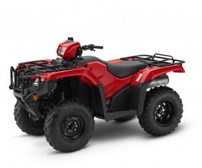 The Foreman has long been Hondas real workhorse, and plenty of riders find it the perfect size for both work and fun. Its strong, rugged, famously reliable. Plus, its superior Honda engineering means you get more performance out of this ATV than some of the competitions bigger and heavier models.  248228