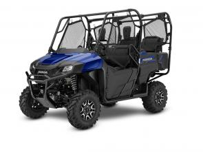 You often need one vehicle that you can count on in a wide variety of situations. One that puts a premium on versatility, striking a balance between size and capability, while still offering plenty of features. The answer: a Honda Pioneer 700.  250132