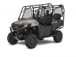 You often need one vehicle that you can count on in a wide variety of situations. One that puts a premium on versatility, striking a balance between size and capability, while still offering plenty of features. The answer: a Honda Pioneer 700.  248753
