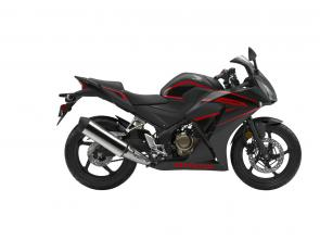 The Honda CBR300R exudes fun. But if you look a little deeper, you�ll see it also has a serious side.