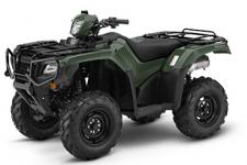 The 2019 Honda FourTrax Foreman Rubicon is a premium ATV that places a premium on rider comfort—all-day comfort. Even better, there's a wide selection of Rubicon models that we offer, loaded with an equally wide range of features, so you can pick the one that's perfect for you. 248246