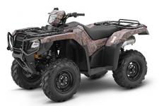 The 2019 Honda FourTrax Foreman Rubicon is a premium ATV that places a premium on rider comfort—all-day comfort. Even better, there's a wide selection of Rubicon models that we offer, loaded with an equally wide range of features, so you can pick the one that's perfect for you. 250233