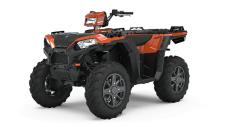 Your passion for trail riding shouldnt be limited and neither should your ATV. This NEW package pulls in the top performance features like sealed bushings, arched A-Arms, 27 ground dominating tires and NEW-to-Sportsman Lower LED headlights.