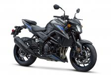 The GSX-S750Z blends GSX-R750-derived engine performance with an ergonomically sound chassis to fashion a naked sportbike that gathers attention everywhere you ride it thanks to its dark, sinister appearance.