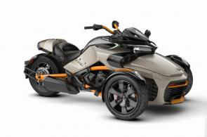 Hit the open road with the Spyder F3-S Special Series and when you want to turn things up a notch, the low center of gravity, higher-performance shocks and Sport Mode are ready.