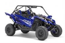 The YXZ1000R SS SE shifts the pure sport Side‑by‑Side class into overdrive with fully adjustable FOX 2.5 Podium X2 shocks, bead lock wheels, eye‑catching painted exterior and more.  YXZ10YESKL This item may not be available immediately in dealer stock. Some items may need to be ordered. See terms for details.