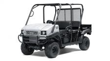 The 2019 MULE 4000 Trans side x side is a no-nonsense mid-size workhorse built to offer reliable performance, convenient versatility and industrial-grade design at an attractive price point.