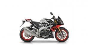 The top-of-the-line naked Aprilia takes yet another step forward in this unique bike where performance and great sporting looks come together to deliver an outstanding ride. The new Tuono V4 100 Factory boasts the most advanced electronic semi-active suspension system on the market, with the Öhlins system offering performance and setting possibilities which guarantee an exhilarating ride whether on the road or track.