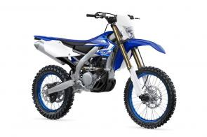 The off?road enhanced trail bike of choice, rooted in legendary YZ250F performance, reliability and design.