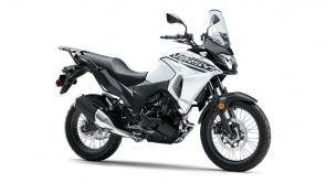 Whether you�re commuting or touring, the Versys-X 300 is a willing companion.
