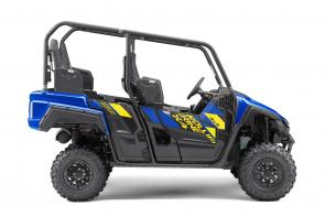 Boasting painted exterior, color‑matched interior and overfenders, the trail‑taming Wolverine X4 SE combines style with comfort and capability.  YXF85WPSKL This item may not be available immediately in dealer stock. Some items may need to be ordered. See terms for details.