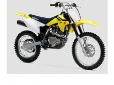 Here comes the DR-Z125L to make sure young and smaller stature riders can tackle the dirt.