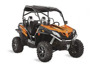 CFMOTO�s ZFORCE series is the line of sport side by sides that doesn�t let rough terrain stand in the way of a good time.