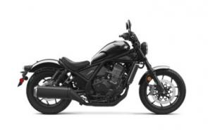 Honda�s new 2021 Rebel 1100 is going to change the way you think about cruisers. Sure, it has the low seat height, twin-cylinder engine and relaxed riding position that make cruiser-class machines so timelessly popular. But it also has something most cruisers lack: genuine arm-straightening performance, and a chassis and suspension that let you dial up the pace when the road gets twisty. Plus, since the Rebel 1100 out performs just about any cruiser, we didn�t fall into the trap of just making it look like grandpa�s sled either. Forget the chrome-and-fringe bling: this Rebel is a whole new take on how a cruiser should look. Every one comes equipped with our anti-lock brake system and cruise control. And every one rips with our Unicam� engine. You can choose between our revolutionary automatic DCT transmission or a conventional six-speed manual. Ride it on the weekends. Ride it at night. On the boulevard or in the canyons. Dress it up or dress it down with our extensive line of Honda accessories. The new Rebel 1100 can do it all�and you�ll have a blast doing it.
