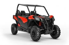 A 50-inch side-by-side, built the Can-Am way. Fully equipped for your next adventure and beyond. Unmatched DPS agility, no maintenance for 1 year—go for it