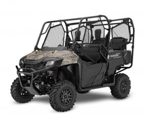 There are a lot of ways to judge a side-by-side: Bang for the buck. Power to weight. Overall build quality. And real-world usefulness. Honda�s Pioneer 700-4 side-by-sides just get it all so right on so many levels. They put versatility and capability at the top of their can-do list, and back it up with Honda engineering. And with Honda�s exclusive QuickFlip� seating, a Pioneer 700-4 can carry up to four people, total. When you�re not using the QuickFlip seats they fold flat, so you get maximum utility when it comes to hauling.  While you�re at it, check out our Pioneer 700 two-seat models as well�same great platform, but a little lighter and a little lower cost. Either way, you�ll have a hard-working utility vehicle that�s one of our best ever. 252653