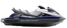 Luxury meets family tubing fun. Supercharged 4-cylinder, 4-stroke, Super Vortex High Output Yamaha Marine Engine. Single-rider tube designed for the FX Limited SVHO stores in the storage bag when not in use.