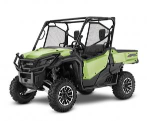 With so many side-by-sides to choose from these days, how do you pick the right one? Easy�because with a Honda Pioneer, you can�t go wrong. They�re machines you can count on for work or play, each one offering smart technology, superior materials, and refined engineering.  Our three-seat, top-of-the-line trio�the Pioneer 1000, Pioneer 1000 Deluxe, and Pioneer 1000 Limited Edition�give you a wide range of features and economy that are sure to be right for you. Need more seating? Make sure you check out our five-seat Pioneer 1000-5 models. Best of all, every Pioneer features something that doesn�t show up on the spec chart, but which nobody else can offer: Honda�s unrivaled reputation for reliability and quality. 252726