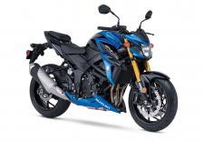 The new GSX-S750 brings significant engine and chassis advancements to firmly establish itself as the second model in Suzuki's innovative lineup of performance street machines. The GSX-S750 features fresh, aggressive styling that encompasses the appearance of quality.  As with the GSX-S1000, this new GSX-S750 inherits its heart and soul from Suzuki's MotoGP race experience and the 30-year heritage of the GSX-R750. With boosted engine power and a suite of rider-assist features, this restyled GSX-S750 is ready to capture hearts and turn heads as the new leader in its class.  This is the perfect sportbike response to the craving of today's discriminating riders, this new GSX-S750 looks better and outperforms its popular predecessor – and other entries in the class. It is nimble, comfortable, and an exhilarating, fun ride.
