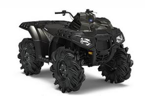 Home to the best selling Automatic ATV of all time with legendary ride and handling, the Sportmsan ATV gets you through the toughest trails and the biggest jobs.  The Sportsman is designed to withstand anything, from the farm yard to the pastures to the trails, with its hardest working features.