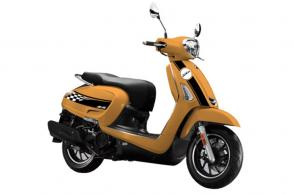 Best fuel economy out of all the KYMCO scooters.  This fuel-injection model was designed to keep you on the road and away from the gas station.