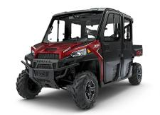 HARDEST WORKING PERFORMANCE. LEGENDARY RIDE AND HANDLING. MORE POWER THAN ANY OTHER UTILITY SIDE-BY-SIDE IN THE WORLD. AND ROOM FOR 6 TO BRING THE WHOLE CREW TO THE JOB SITE, THE HUNTING CABIN, OR OUT ON THE TRAILS. THE RANGER CREW XP 1000 PROVIDES EVERYTHING YOU NEED TO GET MORE DONE. NORTHSTAR EDITION FEATURES:      Heating and Air-Conditioning System     Defrost     Fixed Glass Windshield with Wiper     Rear Glass Panel     Dome Light     Standard Rearview Mirror     And more