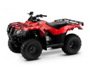 PICK THE RIGHT TOOL FOR THE JOB The smart craftsman knows that you have to match the tool for the job. And there's clearly a vehicle in your off-road toolbox that you're going to come to depend on: the 2021 Honda FourTrax Recon. It's not our biggest ATV, but it is one of our most versatile. Light and maneuverable, it won't wear you out the way some larger ATVs can. And it won't make a big dent in your wallet, either. It features a specially designed 250-class engine that delivers plenty of low-rpm torque and power. Available in two versions: one featuring our conventional foot-shift ATV transmission, or the Recon ES model offering Honda's Electric Shift Program (ESP). Plus, this year's Recon is better than ever—with a new grille, new fenders, a new headlight and great new colors.