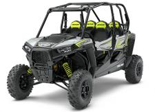 SHARE THE OFF-ROAD EXPERIENCE WITH FRIENDS AND FAMILY IN THE RZR S4 900. FEATURING PROVEN POWER AND LEGENDARY 60 RZR S RIDE AND HANDLING, THIS IS THE ULTIMATE 4-SEAT RZR FOR THE TRAIL.