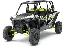 THE RZR XP 4 1000 SET THE BENCHMARK FOR XTREME PERFORMANCE ON ALL TERRAIN, FEATURING THE ULTIMATE COMBINATION OF POWER, SUSPENSION, AND AGILITY. WHETHER YOURE TEARING THROUGH THE TRAILS, CLIMBING DUNES, OR BLAZING ACROSS THE DESERT FLOOR, YOU AND YOUR PASSENGERS WILL GET ALL THE THRILLS OF OFF-ROADING IN A RZR XP 4 1000.