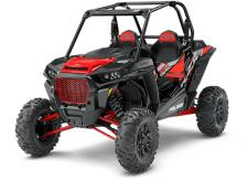 FOR THOSE WHO BELIEVE THERES NEVER ENOUGH, THE WORLDS MOST POWERFUL RZR DELIVERS AN INCREDIBLE 168 HORSES OF EXCITEMENT. THAT POWER IS PUT TO USE WITH 95% OF TORQUE AVAILABLE IN THE USABLE RANGE OF 5,000 TO 8,000 RPM, WITH UP TO 114 FT-LBS OF PEAK TORQUE! THE GROUND BREAKING HEART OF THIS RZR DELIVERS A PURE OFF-ROAD THRILL YOUVE NEVER EXPERIENCED IN A FACTORY SIDE-BY-SIDE. DYNAMIX EDITION FEATURES:      NEW! RZR DYNAMIX™ Active Suspension     NEW! RIDE COMMAND™ 7 Glove-Touch Display     NEW! DYNAMIX Visualizer     NEW! Rear Facing Camera     NEW! 900 Watt Charger