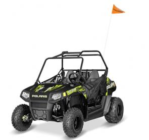 As the industrys only youth side-by-side, the RZR 170 EFI is engineered to give kids 10 years and up the thrill of driving while providing crucial safety features parents will love.