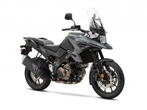Introducing the new generation 2020 V-STROM 1050. The latest entry into the V-STROM legend is here to help you escape into the wilderness and explore to your heart's content. A sleek look with the latest features allows for a smooth and comfortable ride. Limitless potential is engineered in so you can continue your adventure without pause.
