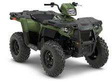 There is a reason the Polaris Sportsman 570 is the best-selling automatic ATV on the market. Its the smoothest riding, hardest working ATV in its class and gives you more value than any other ATV in its class.