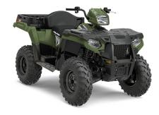 The Sportsman®   X2 570 EPS delivers the hardest working, smoothest riding performance that makes Sportsman   the best selling automatic 4x4 ATV of all time, along with versatile, easily-switchable 1-Up and 2-Up configuration. You'll be ready to take on any job or trail, whether you go it alone or bring a friend along for the ride.