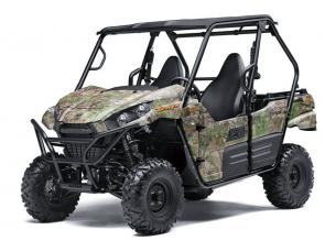 Designed for adventure, two-passenger Teryx® side x sides have the edge when it comes to power and handling. Premium suspension and a high-capacity cargo bed that holds up to 600 pounds of gear mean youre ready to tackle a day trip or a weekend excursion.