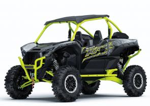Built from the ground up to be the ultimate sport side x sides, the Teryx KRX® 1000 lineup is not to be denied by the worlds toughest trails. The game-changing Teryx KRX 1000 series inspires confidence with a terrain-taming combination of power, performance and capability. Add in an unprecedented level of comfort and the superior build quality of Kawasaki side x sides, and youve got everything you need to push the limits for an adventure of a lifetime.